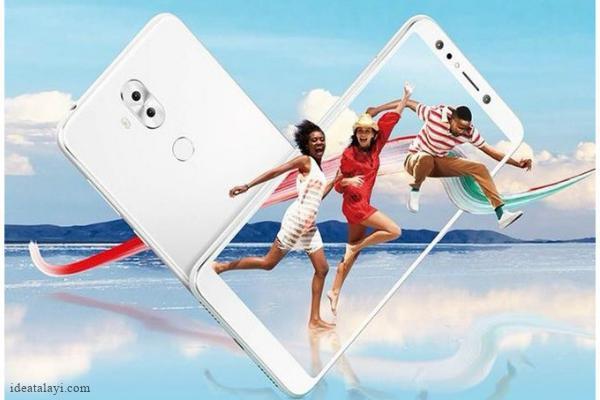افشای تصویری از موبایل ZenFone 5 Lite ایسوس با دو دوربین دوگانه