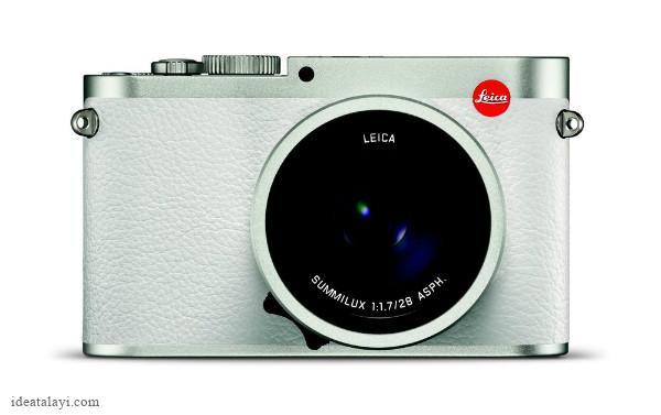 مدل محدود و سفیدرنگ دوربین Leica Q به مناسبت المپیک زمستانی ۲۰۱۸ معرفی شد