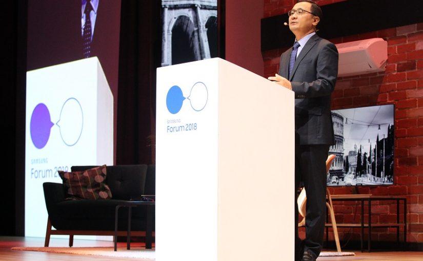 کنفرانس MENA Forum سامسونگ با محوریت یکپارچهسازی ابزارهای هوشمند برگزار شد