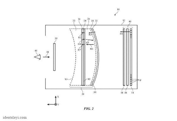 پتنت تازه اپل از توسعه نوعی هدست واقعیت افزوده سبک و نوین حکایت دارد