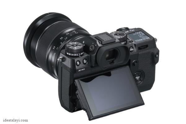 فوجی فیلم از دوربین X-H1 با تمرکز روی قابلیت های فیلمبرداری رونمایی کرد