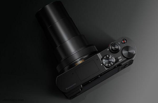 دوربین Lumix ZS200 پاناسونیک با توانایی های بهبودیافته در زوم معرفی شد