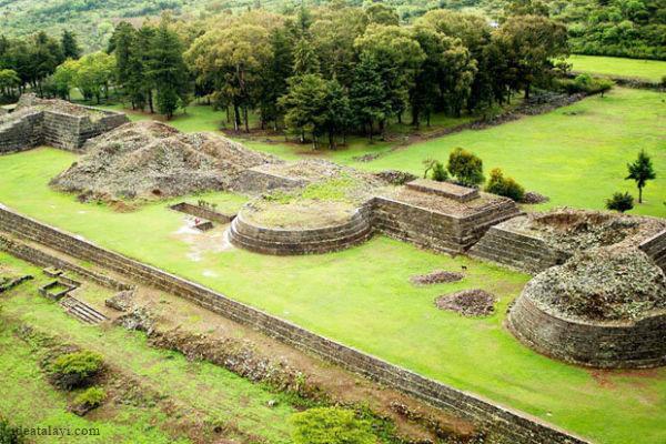 کشف ۴۰ هزار ساختمان در شهر باستانی مکزیک به کمک فناوری لیدار