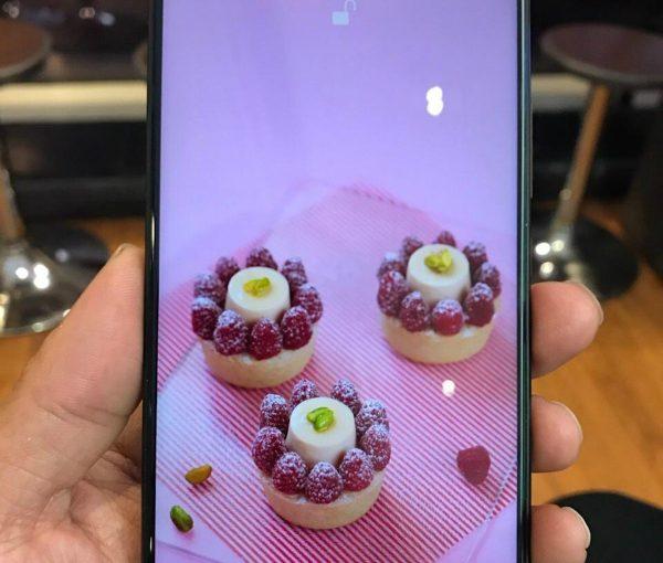 افشای تصاویری از موبایل Aquos S3 شارپ؛ آیفون X ژاپنی