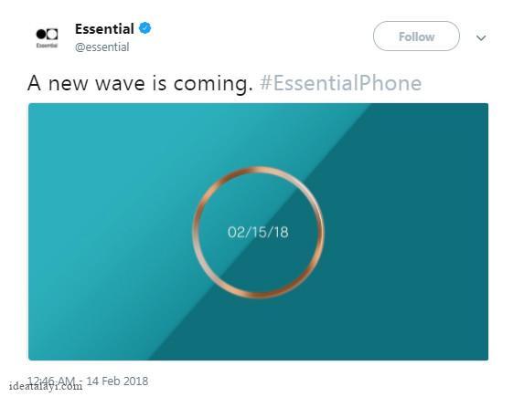 موج جدید اسنشال در راه است؛ موبایل جدیدی معرفی می شود؟