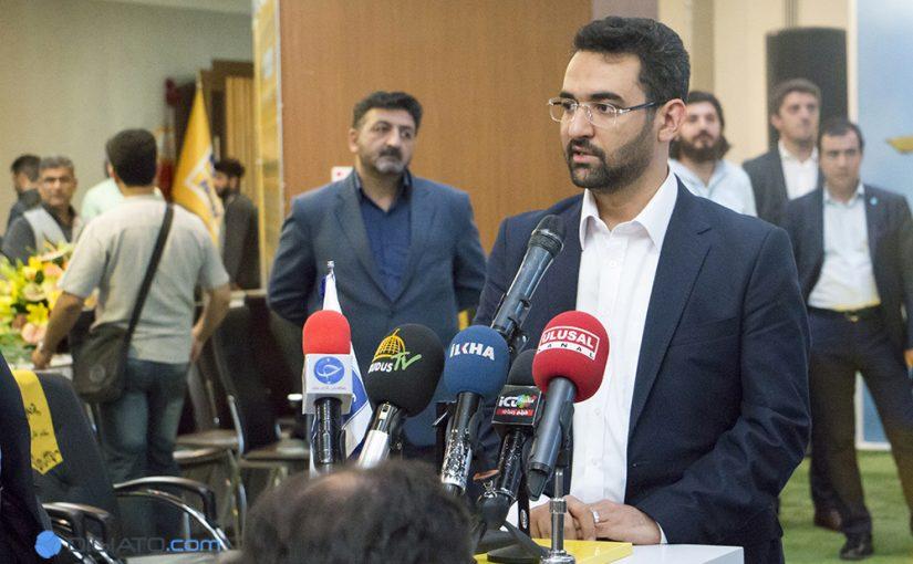 وزیر ارتباطات در پاسخ به دیجیاتو: رفع فیلتر توییتر و یوتوب در حال پیگیری است