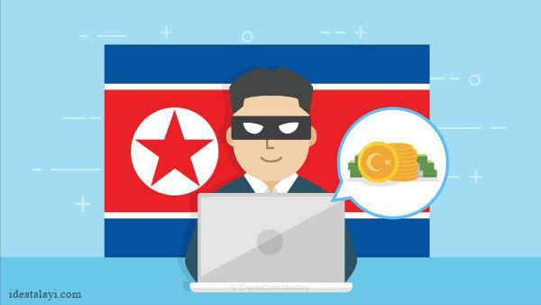 هکرهای کره شمالی سیستم مالی ترکیه را هدف قرار دادند