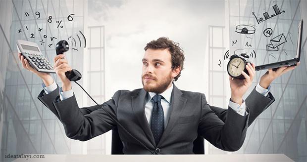 با اولویت بندی وظایف از مشغله کاری همیشگی خود خلاص شوید