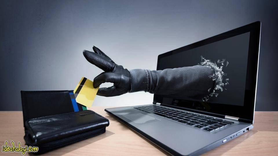 کلاهبرداری سایبری
