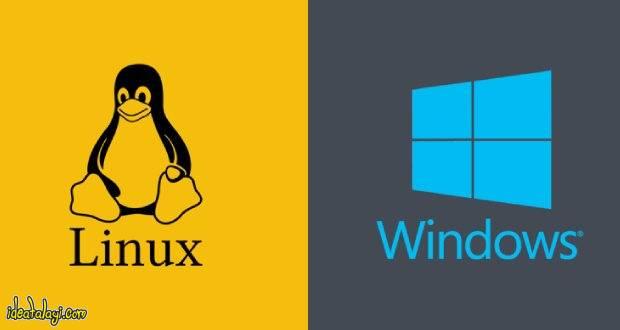 8 تفاوت لینوکس با ویندوز